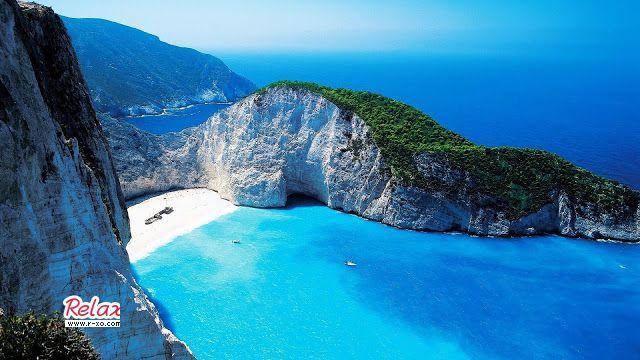 جزر البحر الأيوني